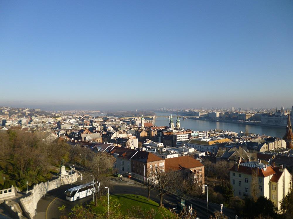 画像6 漁夫の砦からの景色