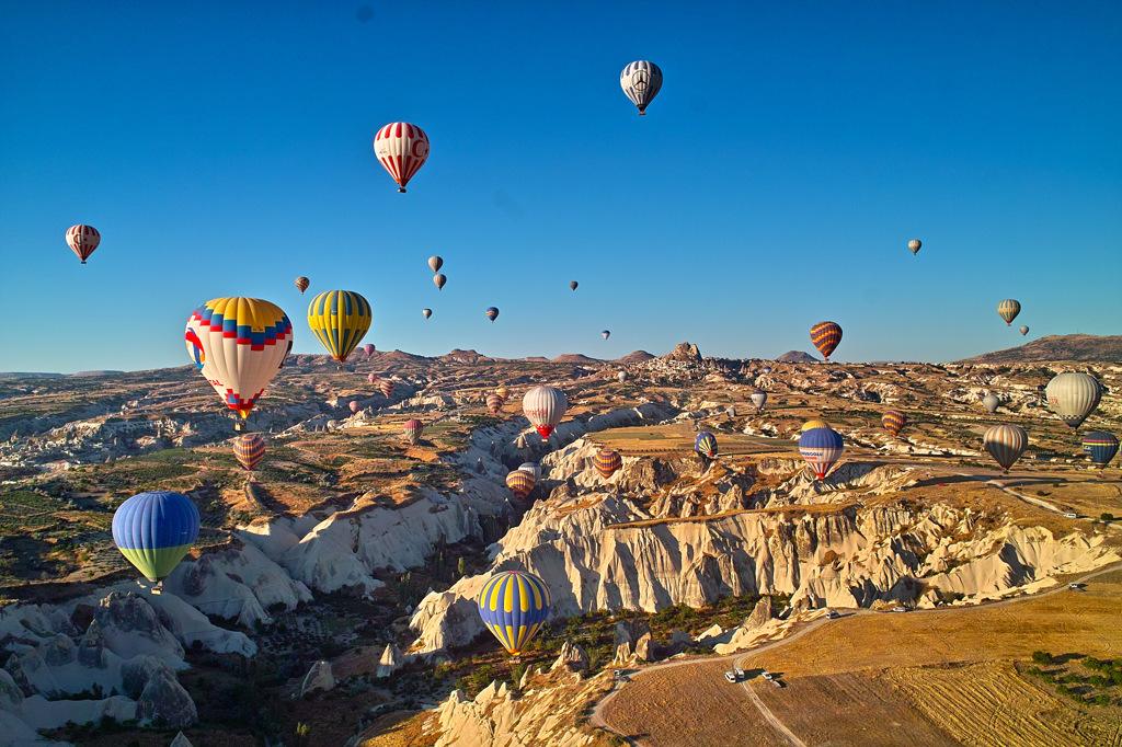 画像6 カッパドキア気球2
