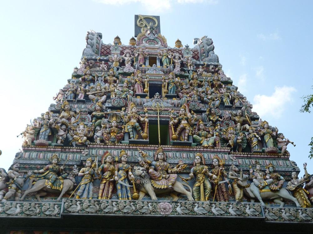 画像6 スリ・ビーラマカリアマン寺院