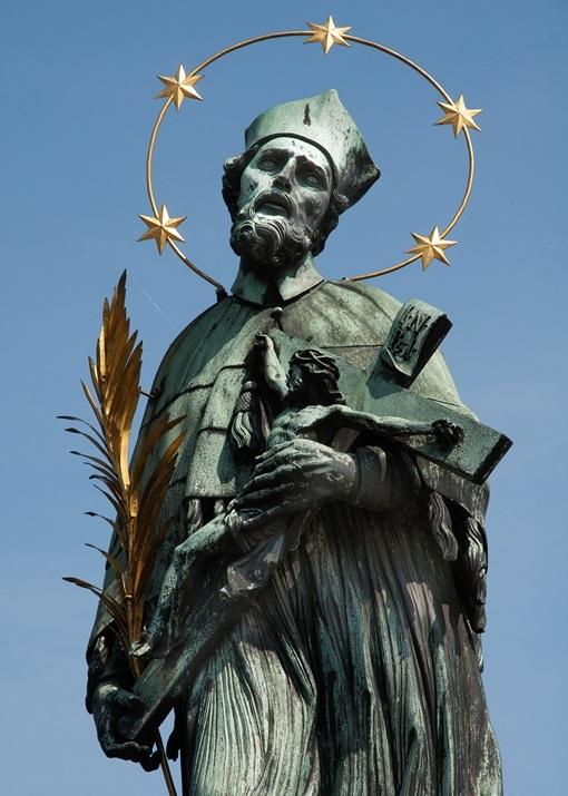 画像11 聖ヤン・ネポモムツキー像