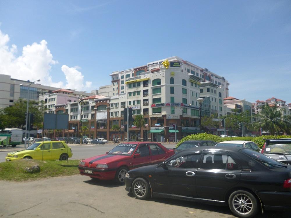 画像1 マレーシア街並み