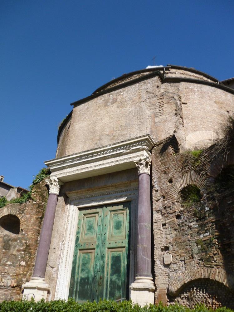 画像9 ロムルス神殿