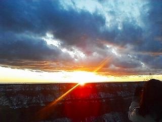 画像16 ヤキポイントの夕陽