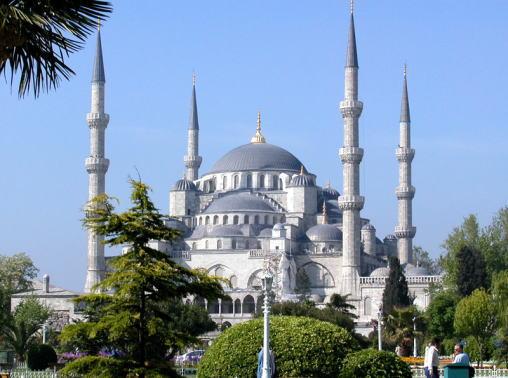 画像10 ブルー・モスク1