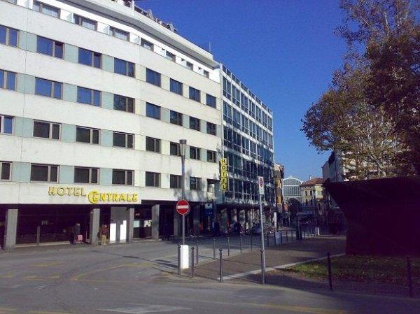 画像2 チェントラーレホテル