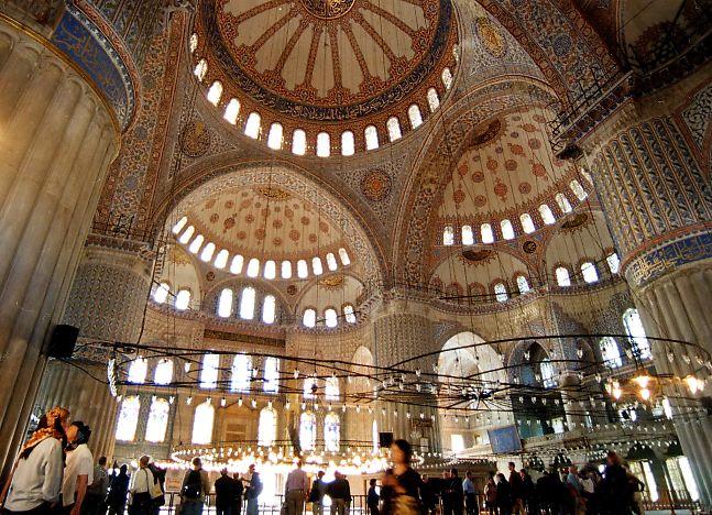 画像11 ブルー・モスク2