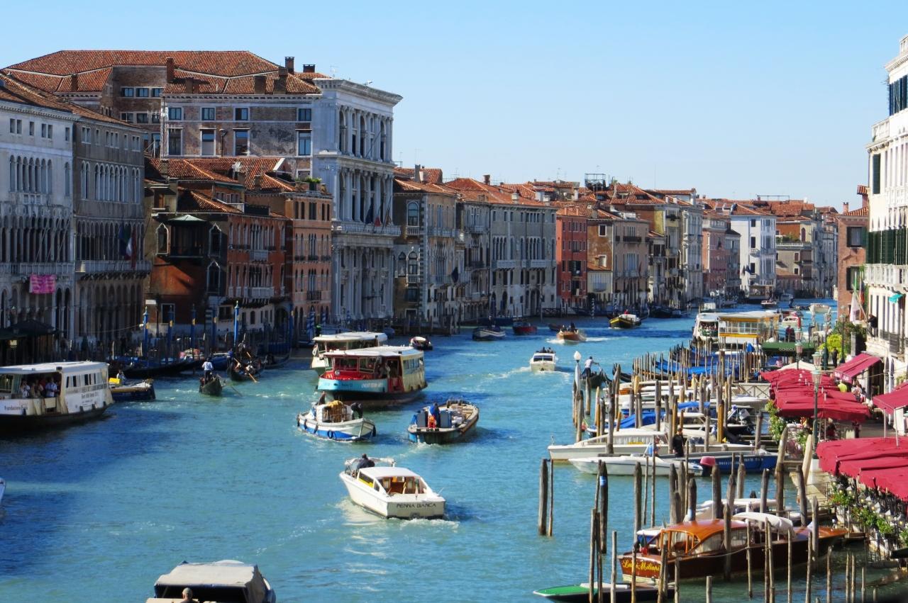 画像1 ベネチア風景