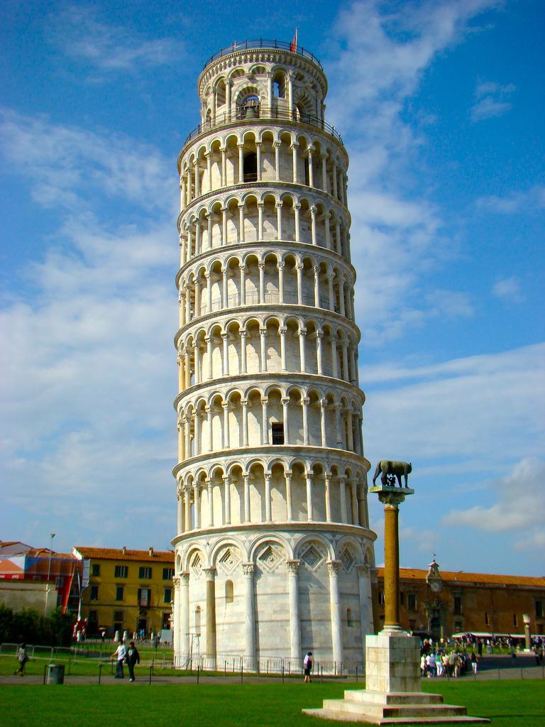 画像16 ピサの斜塔