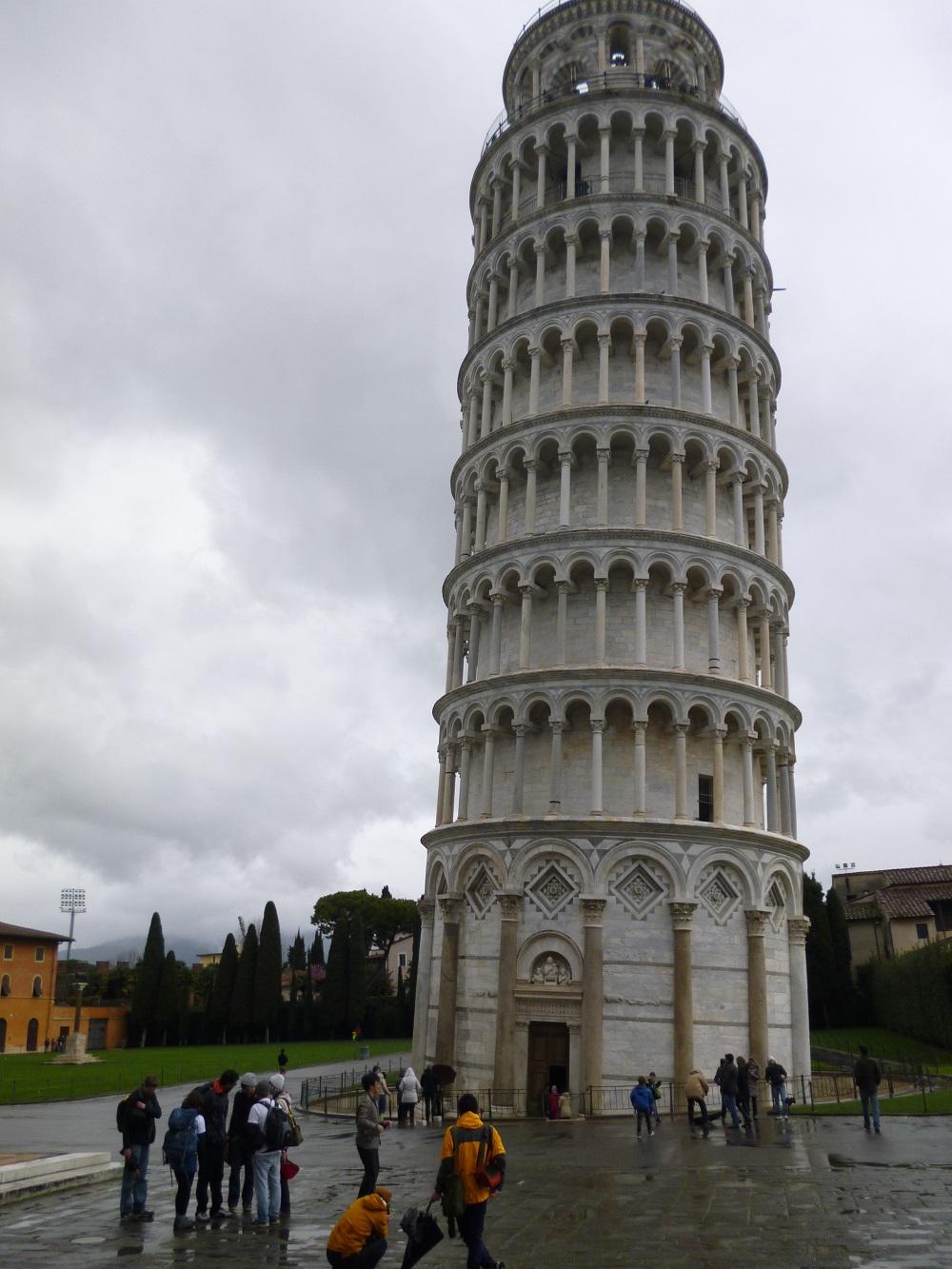 画像10 ピサの斜塔
