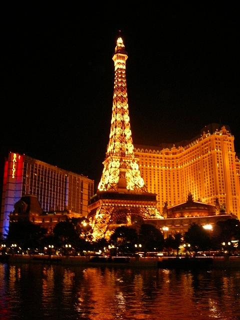画像4 パリスのエッフェル塔