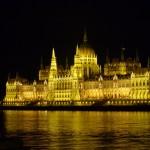 美しい夜景の街、ハンガリー・ブダペスト