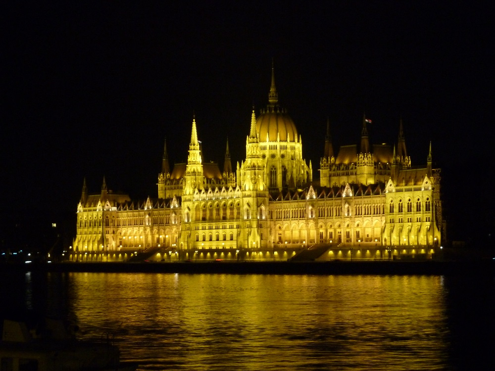 画像10 国会議事堂の夜景